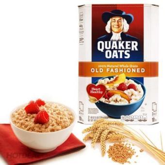 Bột Yến mạch Quaker Oats nguyên hạt - 4kg5