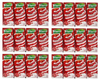 Bộ 6 lốc 4 hộp sữa chua uống vị lựu YoMost 170ml
