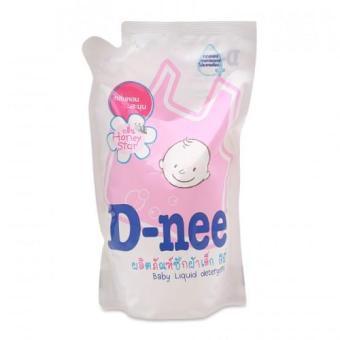 Nước giặt quần áo cho bé Honey Star D-nee 600ml