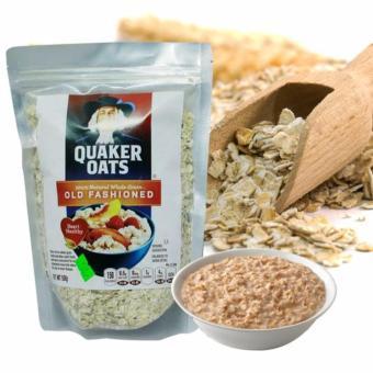 combo 2 gói Yến Mạch nguyên chất Quaker Oats 500g