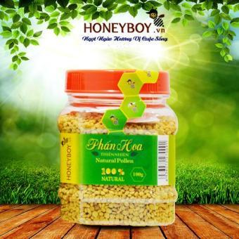 Phấn hoa thiên nhiên Honeyboy 100g