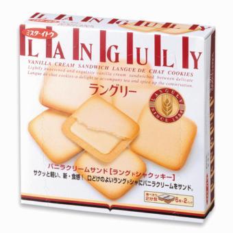 Bánh Languly Vanila Cream