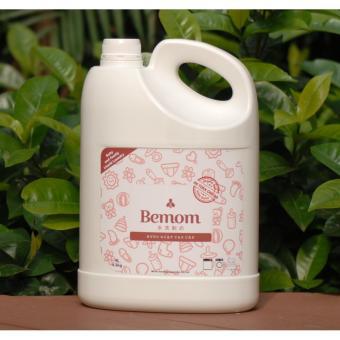 Nước giặt xả an toàn Công nghệ Nhật Bản cho quần áo trẻ nhỏ và gia đình BEMOM 4000ml