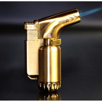 Bật lửa khò hợp kim thép có van tăng giảm ngọn đuốc Cigar Torch F70