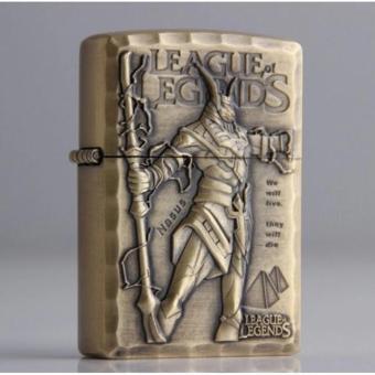 Hộp quẹt (Bật lửa) chủ đề Liên Minh Huyền Thoại (League of Legend) - Độc đáo, Phong cách, Chất lượng