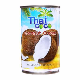 Nước cốt dừa Thaicoco cream hộp 165ml
