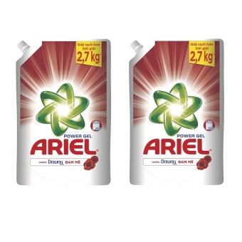 Bộ 2 nước nước giặt Ariel hương Downy 1.44L