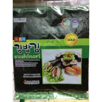 03 Gói Rong Biển Cuộn Cơm Hàn Quốc (1 gói x 10 lá)