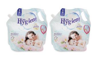 Bộ 2 Bịch Nước Xả Hygiene Đâm Đặc 1.8 Lít (Trắng)