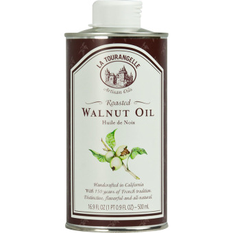 Dầu hạt Óc Chó cao cấp Walnut Oil La Tourangelle 500ml