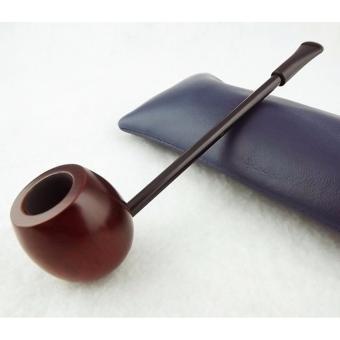 Tẩu thuốc gỗ Gụ sang trọng đẳng cấp Popege F157 (Gỗ)
