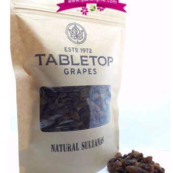 Nho khô không hạt Natural Sultanas TableTop Grapes 500G