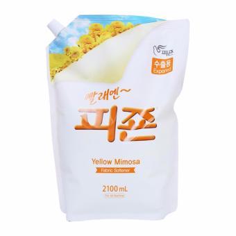 Nước xả vải cao cấp Pigeon Hương Hoa Mimosa Hàn Quốc