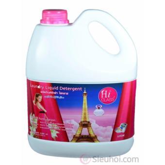 Nước giặt Hiclass can 3500ml -Thái Lan(Hồng)
