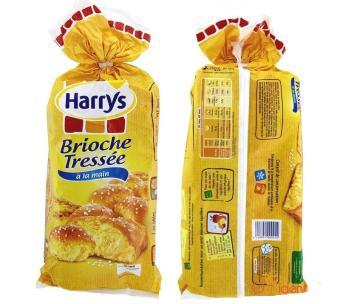 Bánh mỳ hoa cúc Harrys Brioche (515g)