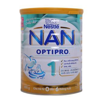 Sữa bột Nestlé NAN OPTIPRO 1 800gr