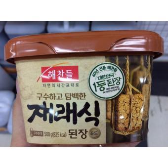 Tương Đậu Truyền Thống Hàn Quốc 500G