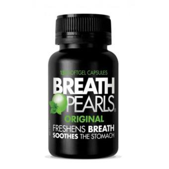 Kẹo Bạc Hà Breath Pearls Origina 150 viên