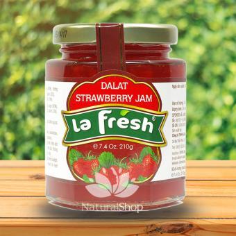 Mứt dâu tây La Fresh 210gram