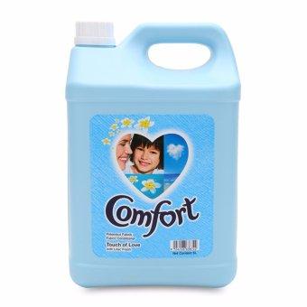 Nước xả vải Comfort can 5000ml (Xanh)