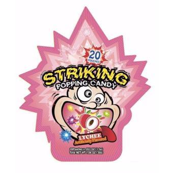 Kẹo nổ Poping Candy đào cực thú vị