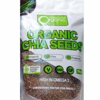 Túi Hạt Chia Organic hàng Úc (1kg), giúp giảm cân