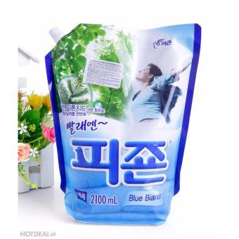 Nước xả vải cao cấp Pigeon Hương Hoa Bianca Hàn Quốc