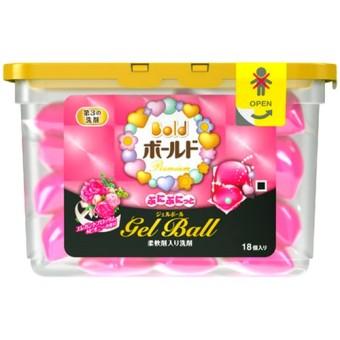 Hộp 18 viên nước giặt xả Gel Ball hương hoa