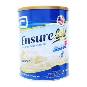 Mua Sữa bột Abbott Ensure Gold 850g giá tốt nhất