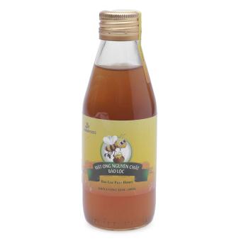 Mật ong nguyên chất Bảo Lộc 200ml (Vàng)