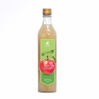 Dấm táo tinh khiết Viet Healthy 500ml (Táo New Zealand)