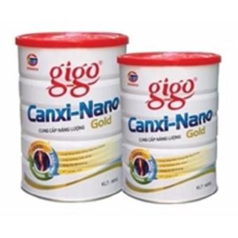 Sữa bột Canxi Nano Gigo bổ sung canxi
