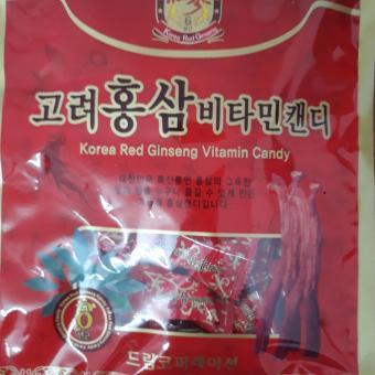 Bộ 3 Gói Kẹo Hồng Sâm Korea Red Ginseng 200g
