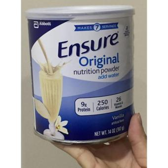 Sữa bột dinh dưỡng Ensure nhập khẩu từ Mỹ - 397gr