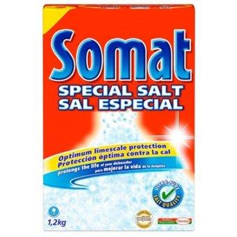 Muối Rửa Ly - Bát Somat Special Salt 1,2 Kg