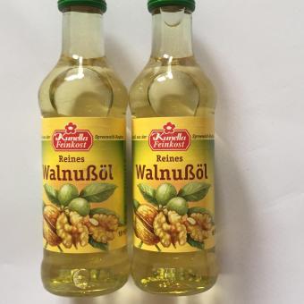 Bộ 2 chai dầu óc chó Kunella 100ml (nhập Đức)