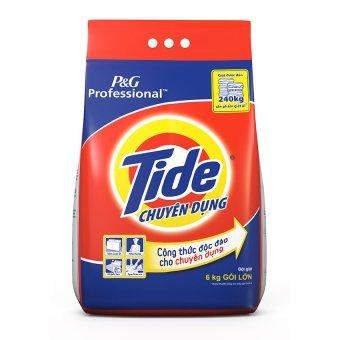 Bột giặt Tide sạch trắng 6Kg