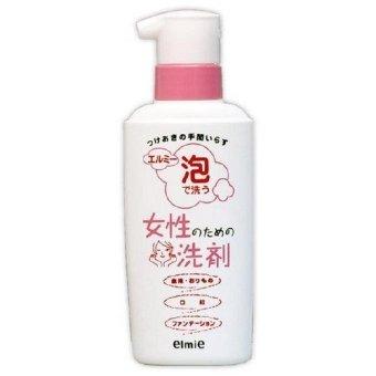 Nước giặt đồ lót và tẩy các vết bẩn siêu mạnh Elmie Nhật Bản 200ml