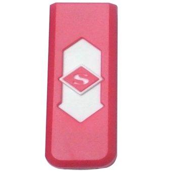 Bật lửa không dùng gas kiểu dáng USB (Đỏ)