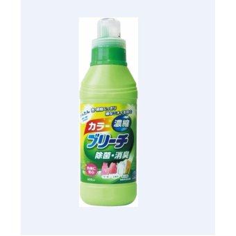 Chai tẩy vết bẩn trên quần áo màu chuyên dụng Daichi 600ml Nhật