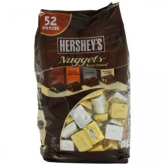 Chocolate Hershey's Nuggets Assortment1.47kg