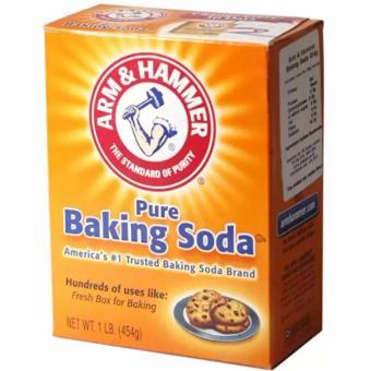 Bột nở, muối nở làm bánh và nhiều công dụng khác Baking soda - hàng Mỹ 454g