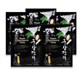 Bộ 5 gói kẹo hắc sâm Daedong 250gr