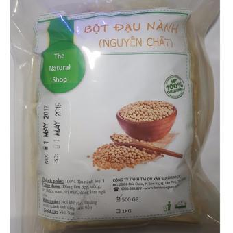 Bột đậu nành nguyên chất 500 gr