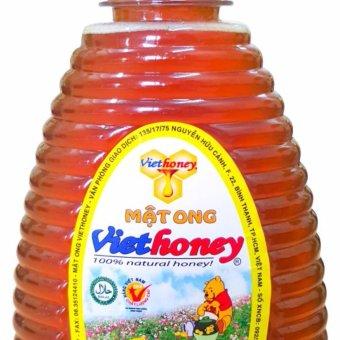 Bộ 10 hũ Mật ong Viethoney Pet 300g