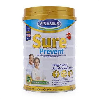 Sữa bột Sure Prevent 900g