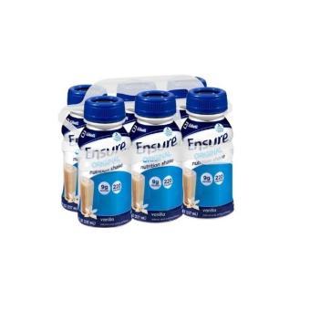 Bộ 6 Chai Sữa Nước Ensure Original Vị Vani 237Ml