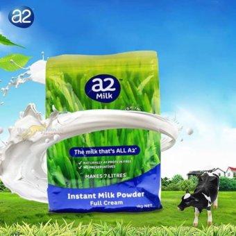 Sữa tươi A2 dạng bột nguyên kem - Úc