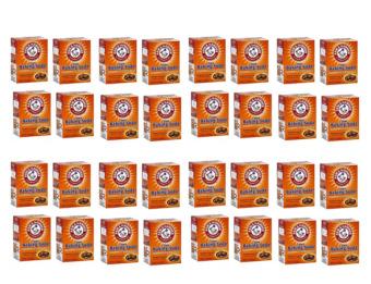 Thùng 24 hộp Bột Nở Baking Soda đa công dụng