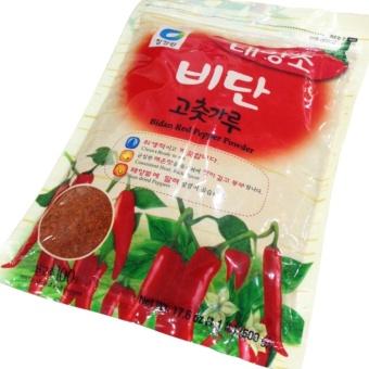 Ớt bột Hàn Quốc